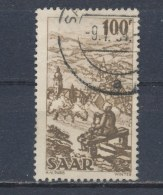 Saar/Sarre 1949 Mi: 288 Yt: 262 (Gebr/used/obl/o)(811) - 1947-56 Gealieerde Bezetting