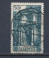 Saar/Sarre 1949 Mi: 251 Yt: (Gebr/used/obl/o)(812) - 1947-56 Gealieerde Bezetting