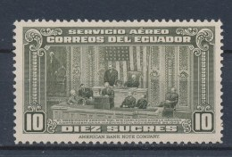 Ecuador/Équateur 1943 Mi: 502 (PF/MNH/Neuf Sans Ch/**)(290) - Ecuador