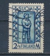 Finland/Finnland/Finlande 1938 Mi: 211 Yt: 203 (Gebr/used/obl/o)(876)