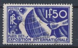 Frankrijk/France/Frankreich 1936 Mi: 333 Yt: 327 (Gebr/used/obl/o)(59) - Frankrijk