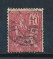 Frankrijk/France/Frankreich 1900 Mi: 91 I Yt: 112 (Gebr/used/obl/o)(170)