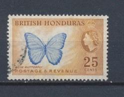 Brits Honuras/British Honduras/Honduras Britannique/Britisch-Honduras 1953 Mi: 148 Yt: 154 (Gebr/used/obl/o)(680) - British Honduras (...-1970)