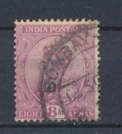 Brits Indië/British India/Inde Britannique/Britisch-Indien 1911 Mi: 84 B Yt: 89 (Gebr/used/obl/o)(197) - India (...-1947)