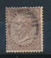 Italië/Italy/Italie/Italien 1863 Mi: 19 Yt: 18 (Gebr/used/obl/o)(21)