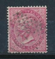 Italië/Italy/Italie/Italien 1863 Mi: 20 Yt: 19 (Gebr/used/obl/o)(22)