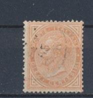 Italië/Italy/Italie/Italien 1863 Mi: 17 Yt: 15 (Gebr/used/obl/o)(917)