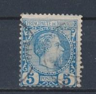 Monaco 1885 Mi: 3 Yt: 3 (Gebr/used/obl/o)(752) - Monaco