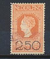 Nederland/Netherlands/Pays Bas/Niederlande 1920 Mi: 100  Nvph: 105 (Gebr/used/obl/o)(228) - Periode 1891-1948 (Wilhelmina)