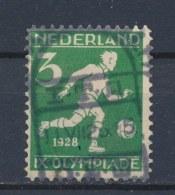 Nederland/Netherlands/Pays Bas/Niederlande 1928 Mi: 207 C  Nvph: 214 (Gebr/used/obl/o)(685) - 1891-1948 (Wilhelmine)