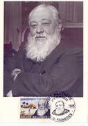 BELGIQUE  MAXIMUN Dr.frans Hemerijckx  (FEB170160) - Personaggi Famosi
