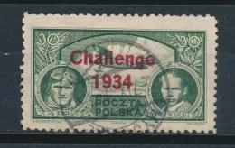 Polen/Poland/Pologne 1934 Mi: 290 Yt: TA 9 B (Gebr/used/obl/o)(247) - 1919-1939 Republiek
