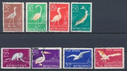 Roemenië/Romania/Roumanie/Rumänien 1957 Mi: 1686-1693 Yt: 1552-1557 + TA  (Gebr/used/obl/o)(655)