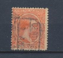 Spanje/Spain/Espagne/Spanien 1899 Mi: 204 (Gebr/used/obl/o)(784) - Gebruikt