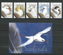 Norfolk Island 2005 Fauna - Sea Birds.stamps & S/S.MNH