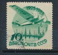 Sovjetunie/Soviet Union/URSS/Sowjetunion 1934 Mi: 463 Z (Gebr/used/obl/o)(563)