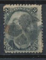 VS/USA/État-Unis 1861 Mi: 17 Yt: 27 (Gebr/used/obl/o)(48) - 1847-99 Algemene Uitgaves