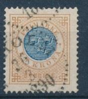 Zweden/Sweden/Schweden/Suede 1886 Mi: 37 Yt: 38 (Gebr/used/obl/o)(557)