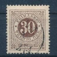 Zweden/Sweden/Schweden/Suede 1872 Mi: 24 A Yt: 23 II (Gebr/used/obl/o)(561) - Zweden