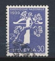 Zwitserland/Switzerland/Suisse/Schweiz 1939 Mi: 355 Yt: 336 (Gebr/used/obl/o)(37) - Schweiz