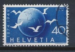 Zwitserland/Switzerland/Suisse/Schweiz 1949 Mi: 524 Yt: 476 (Gebr/used/obl/o)(276)