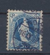 Zwitserland/Switzerland/Suisse/Schweiz 1882 Mi: 62 C Yt: 76 (Gebr/used/obl/o)(642)