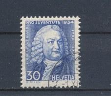 Zwitserland/Switzerland/Suisse/Schweiz 1934 Mi: 284 Yt: 281 (Gebr/used/obl/o)(1026) - Oblitérés