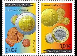 Andorra / Andorre - Postfris / MNH - Complete Set Euro's 2016 - Ongebruikt