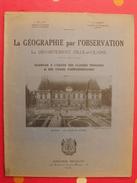 L'Ille Et Vilaine. 1931. Rennes Saint-Malo Montfort Vitré Dol Fougères Dinard Redon - Bretagne