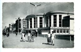 Knocke Albert Plage - Knokke Albert Strand - Casino / Thill N° 8  (1963)