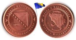 Bosnie - 50 Feninga 1998 (UNC) - Bosnia And Herzegovina