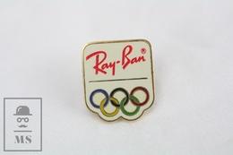 Canadian Olympic Games Ray Ban Advertising  - Pin Badge - Juegos Olímpicos