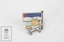 Barcelona 1992 Cobi Mascot Volunteer Olympic Games - Pin Badge - Juegos Olímpicos