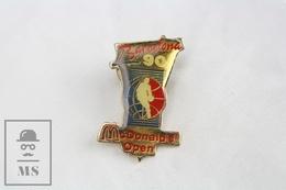 NBA Barcelona 1990 Basketball - McDonald Advertising - Pin Badge - Juegos Olímpicos