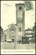 Torino - Chivasso - Piazza Vittorio Emanuele E Fermata Tram - Vg - Other