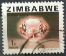 """ZIMBABWE 1980 Emision De 1978 De Rodesia Con El Nuevo Nombre Del País Inscrito: """"ZIMBABWE"""". USADO - USED. - Zimbabwe (1980-...)"""