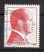 MONACO 2006 - N°2562 - OBLITERE / FD142 - Monaco