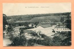 CP 1 CLAIRVAUX MAISON CENTRALE - Autres Communes