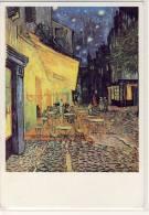 VAN GOGH - Le Café Le Soir,  1888, Rijksmuseum Kröller-Müller - Van Gogh, Vincent