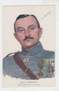 GENERAL MORDACQ Par J.-F. BOUCHOR - Personen