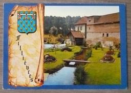 Env De FREVENT (62). LE VIEUX MOULIN A FILLIEVRES : LA CHUTE  . ANNEE 1981. TBE. - Autres Communes