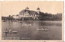 """KNOKKE S/MER  -Albert-Plage  """" Pavillon Du Lac"""""""