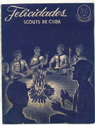 Scouts De Cuba Pochette Et 3 Photos - Scouting