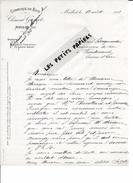 01 - Ain - MAILLAT - Facture GAMET - Commerce De Bois - 1918 - REF 258 - 1900 – 1949