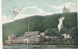 NAMUR = LA PLANTE ET HOTEL DE LA CITADELLE - Namur