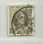 (71) Timbre Belgique Roi Albert I   N° 191 - 2c - 1922-1927 Houyoux