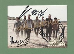 The Bosshoss ( Deutsche Band -  Interpretationen Von Popsongs Im Country-Musik-Stil.  )    - Persönlich Signiert - Autographes
