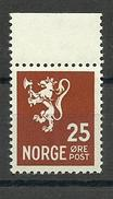 Norway 1937 MNH**