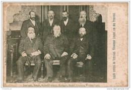 South Africa, Comité Exécutif Du Transvaal,  Joukert, Kock, Schalkburger, Krüger, Reitz, Cronje, Vollemans (pk5519) - Afrique Du Sud