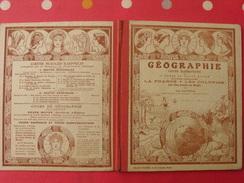 Atlas De Géographie. France Colonies Cinq Continents. Paul Kaeppelin Vers 1930 Hatier - 1901-1940